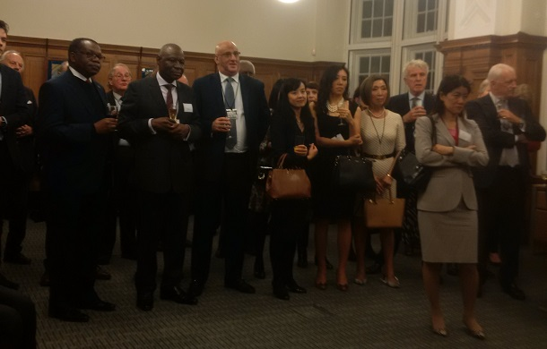 Commonwealth High Commissioners and Guests