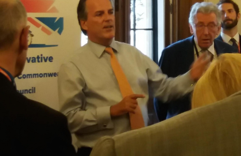 Mark Field and Lord Howell