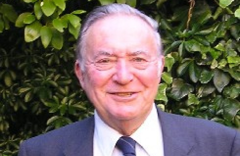 Sir Ronald Halstead CBE